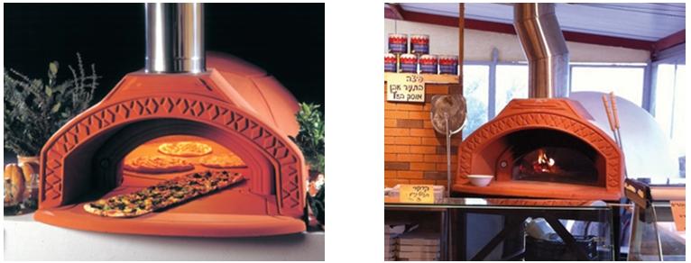 Wolpast hornos tradicionale le a gama profesional - Hornos de lena planos ...